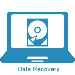 Image of a hard disk having data recovered